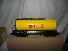 ETS DR 4-achsig Kesselwagen Shell Güterwagen OVP M 1:45 Hänger Waggon