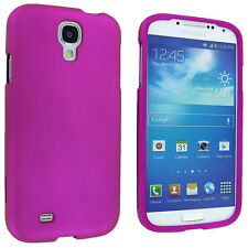 Purple Snap-On Hard Case Cover for Samsung Galaxy S4