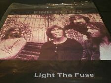 PINK FLOYD   LIGHT THE FUSE vinyl LP unplayed