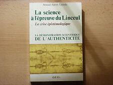 LA SCIENCE A L'ÉPREUVE DU LINCEUL / A.A. UPINSKY / DÉDICACE  / 1990