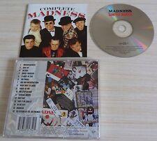 CD ALBUM MADNESS COMPLETE MADNESS 16 TITRES 2003