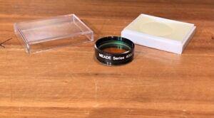 "Meade telescope reflector eyepiece 1.25"" Nebular Broadband filter w case JAPAN"