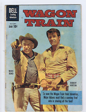 Wagon Train #6 Dell 1960