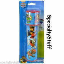 "NEW PAW PATROL DELUXE KALEIDOSCOPE 8-1/4"" MARSHALL SKYE ROCKY RYDER RUBBLE (QC)"