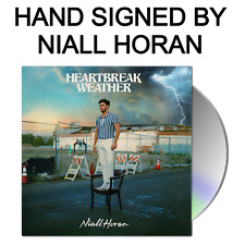 *SIGNED* Niall Horan - Heartbreak Weather hand signed autographed one direction