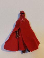 "Vintage 1983 Star Wars Emperor's Royal Guard Red Figure 3.75""  Hong Kong"