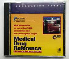 Medical Drug Reference 2.0 by Parsons Technology for Windows - 1995