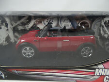 1:18 Hot Wheels Mini Cooper Red - Rarity §