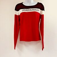 Fox Racing Womens Sweater Junior Sophie Large New With Tags Color Blocking
