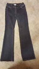 Cabi Jeans 2 Bootcut Contemporary Fit Stretch Medium Dark Wash EUC