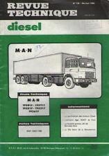 Revue Technique Diesel M.A.N. MAN 19281F 19291F 19321F 19331F 19361F - 139 1986