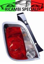 FANALE STOP GRUPPO OTTICO POSTERIORE DX FIAT NUOVA 500 DAL 2007->