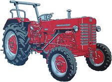 """T-Shirt o. Sweat-Shirt  """"Mc Cormick D 432 """" Traktor; in 5 verschiedenen Farben"""