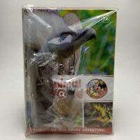 Eaglemoss Disney Animal World - Issue 76 Vultures - Book + Figures Playset New