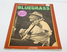 Jerry Silverman's Bluegrass For Guitar Paperback 1976 Tablature