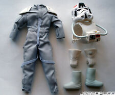 "1/6 AT-AT driver outfit by Hasbro Star Wars for 12"" figure hoth pilot sideshow"