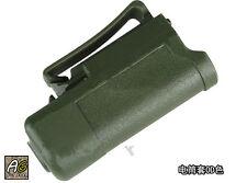 Cqc Carbon Fiber flashlight Case holder for Surefire 6P G2 Streamlight Scorpion