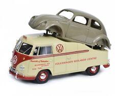 VW T1a Bus with Brezelkäfer body be 1:18 450016300