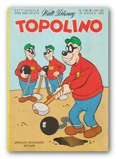 TOPOLINO 1164 - 19 marzo 1978 + catalogo Atlantic