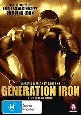 Generation Iron NEW R4 DVD