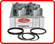 95-99 Dodge Avenger Neon 2.0L DOHC L4 16v '420A'  (4)Dome-Top Pistons & Rings