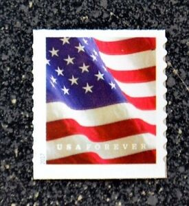 2017USA #5159 Forever U.S. Flag US - Coil Single  Mint  (APU)