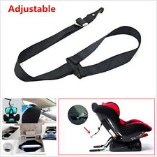 120cm LATCH Car Baby Safety Seat Toptether Fixed Connector Strap Belt Adjustable