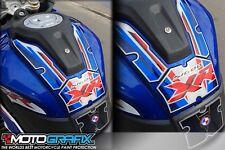 BMW S1000XR 2017 2018 Motorsport Motorcycle Tank pad Protector Motografix 3D Gel