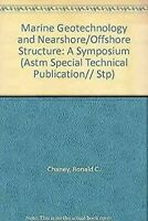 Marina Geotechnology Y Nearshore-Offshore Structures Ronald C.Chaney