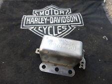 Harley DELCO REMY 6 volt cut out original Knucklehead Panhead Flathead UL WLA