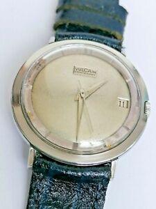 Vintage Vulcain Centenary 2452 -  Automatic Watch- men's - 1960's