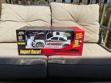 Jada Toys R/C Spec Mazda RX-8 1:10 Scale w/ Remote Control Import Racer RARE NEW