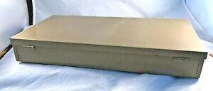 Metal Storage Box for 35mm slides
