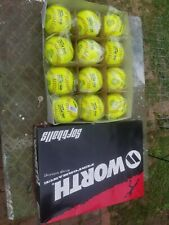 12 Worth Super Gold Dot Softballs 1 Dozen