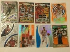 2019-2020 Panini Illusions Insert Cards & Acetate Cards You Pick Your Cards