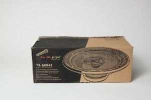 """Audio Pipe, 3-Car speakers, 6""""x9"""", TS-A6943"""
