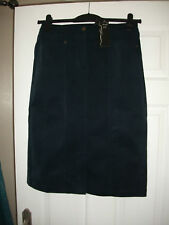 ladies navy skirt with tummy control panel from Magifit size 10 NEW