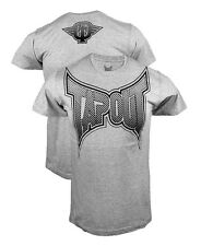 Tapout Soldiers Shirt. Men's Small. Grey. UFC MMA Train Surf Skate Sonnen