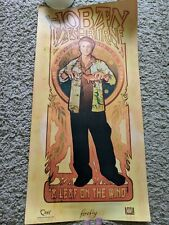 Firefly Serenity Art Nouveau Qmx Hoban Washburne Poster 24 by 12 inches