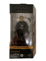 "Hasbro The Black Series Star Wars The Mandalorian 6"" MOFF GIDEON! MIMB!"