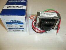 New listing Packard Pf42440-24 Volt Hvac transformer (120v/208v/240v to 24Vac)