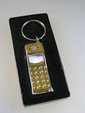 Schlüsselanhänger in Handyform mit integriertem Notizfach Geheimfach NEU