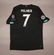 Milner #7 Liverpool 2019 2020 Third Football Soccer Shirt Jersey New Balance 5XL
