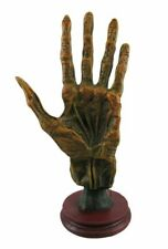 Alchemy MUMMIFIED Palmistry Hand Gothic Rock Decor Spooky Haunted