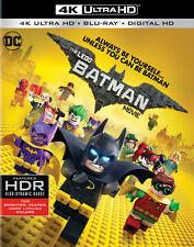 The LEGO Batman Movie (4K Ultra HD)(UHD)(Atmos)