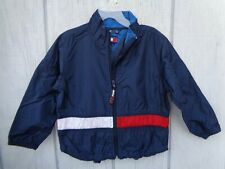 TOMMY HILFIGER Windblocker Rain Coat jacket Tee T-shirt...