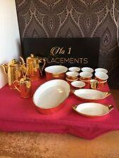 Porcelain/China Gold Porcelain & China