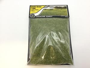 Woodland Scenics FS623 Static Grass 7mm Light Green