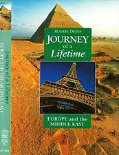 journey of a lifetime europe and the middle east