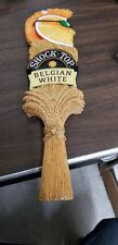 "Shock Top Belgian White Beer Tap Handle - 10"""